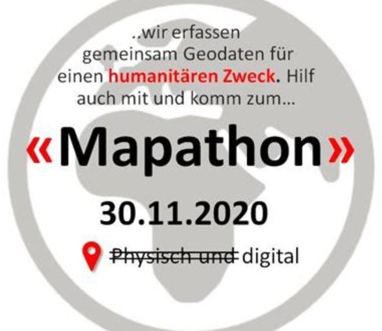 Mapathon 2020 digital