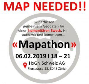 GEO+ING Mapathon 6.2.19